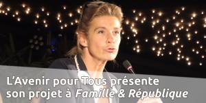 Présentation du projet de réforme de la loi Taubira devant l'Institut Famille & République @ Institut Famille & République