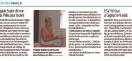 Frigide Barjot dit non à la PMA pour toutes