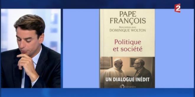 EXCLUSIVITÉ – Le pape François confirme publiquement l'union civile différente du mariage, comme à L'Avenir pour Tous !