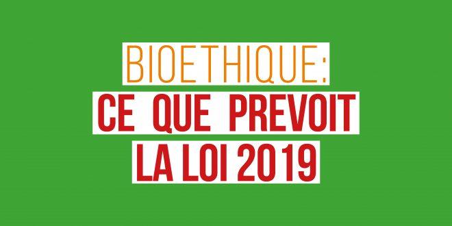 Projet de loi dit «bioéthique» d'ouverture d'une reproduction biotech-numérique à toute femme sans homme